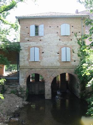 Moulin de Négrepelisse