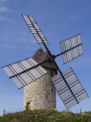 Moulin de Coulx