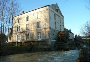 Moulin Pousset