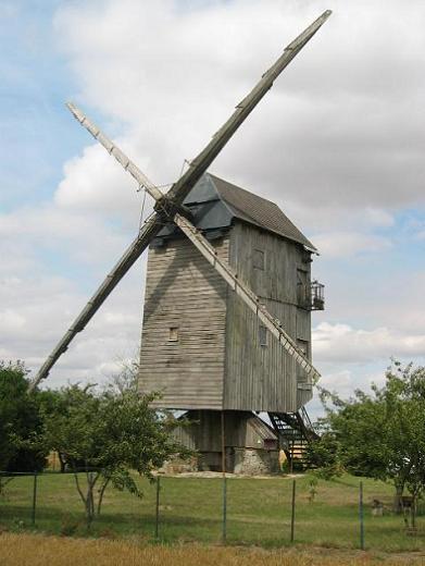 Moulin de Chesnay