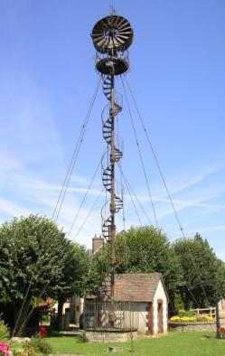 Eolienne Bollée de Nogent-Le-Phaye
