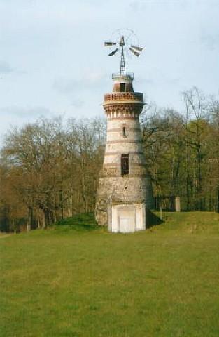 Eolienne du château