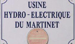 Usine hydroélectrique du Martinet à l'ancien Moulin Bosc. Toulouse – Haute-Garonne