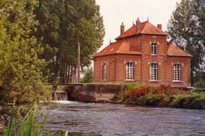 Centrale hydroélectrique