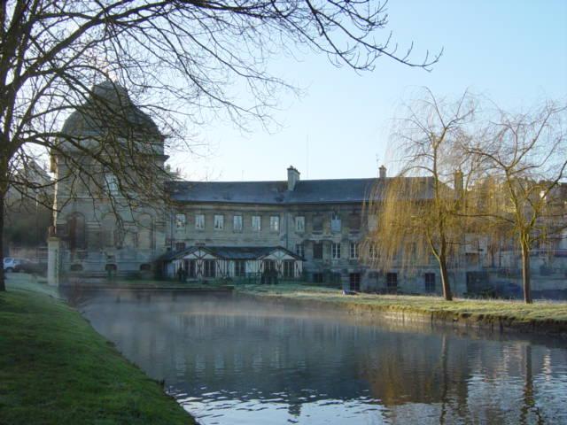 Moulin des Princes ou Pavillon de Manse