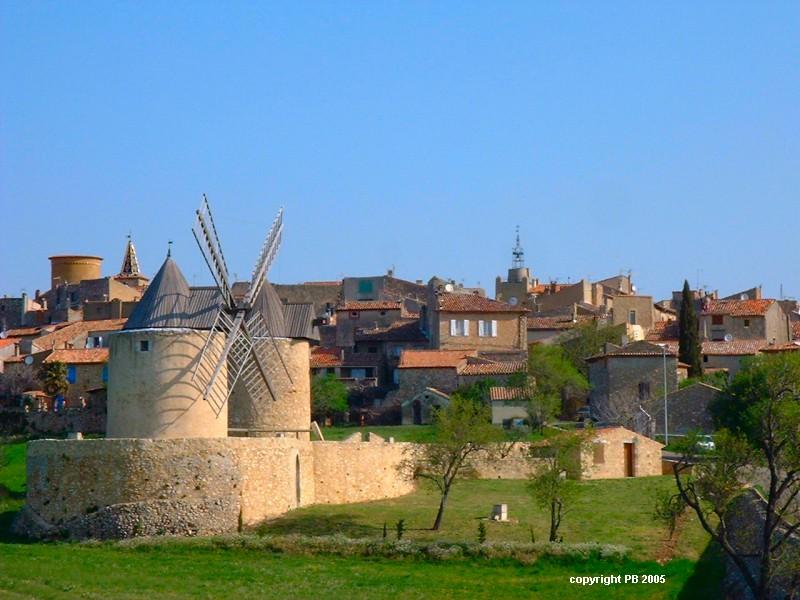 Moulins de Régusse