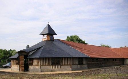 Conservatoire des meules et pavés d'Epernon, écomusée