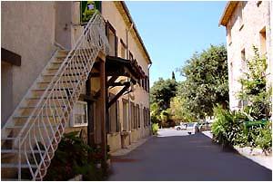 Moulin de la Foux, hôtel-restaurant **