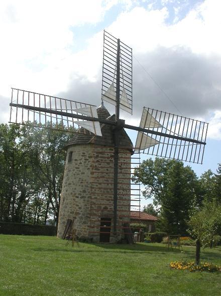 Moulin de Seyrignac