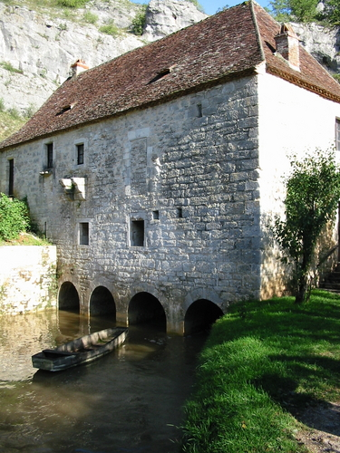Moulin de Cougnaguet