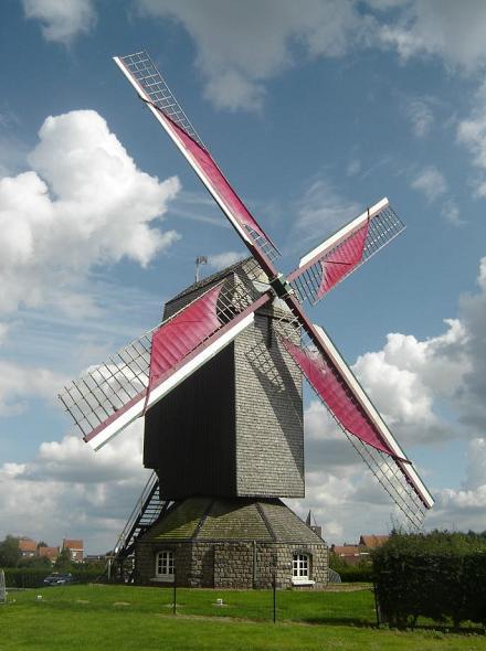 Ondankmeulen (Moulin de l'Ingratitude)