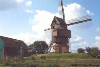 Noordmeulen (Moulin du Nord ou Moulin Vercruysse)