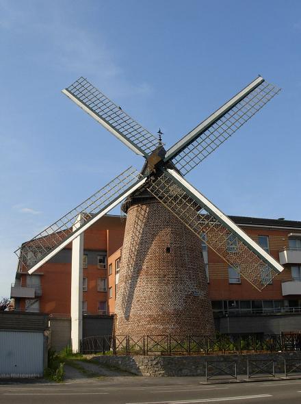Moulin Tablette