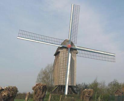 Meulen Den Leuw (Moulin du Lion)