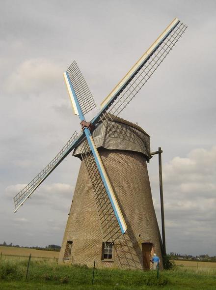Moulin à huile de Saint-Vaast-en-Cambrésie