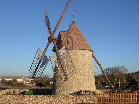 Moulin de Saint-Pierre-de-la-Fage