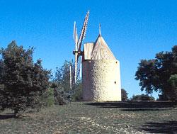 Moulin de Vénéjan