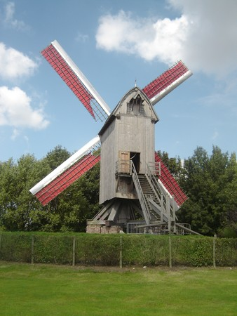 Roome Meulen (Moulin de la Roome)