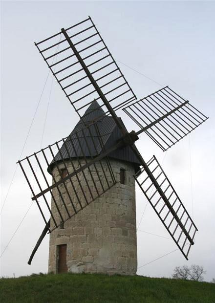 Moulin de la Tuque