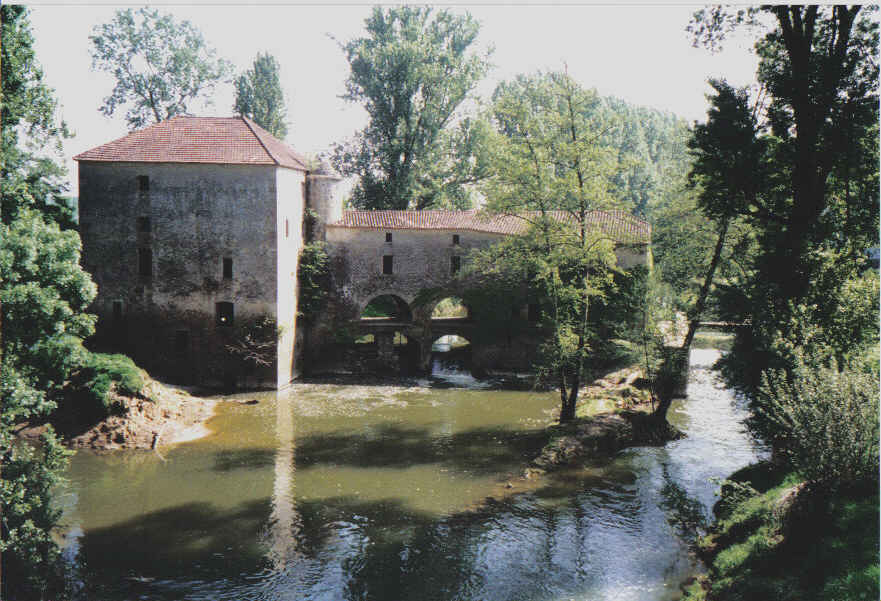 Moulin de Loubens