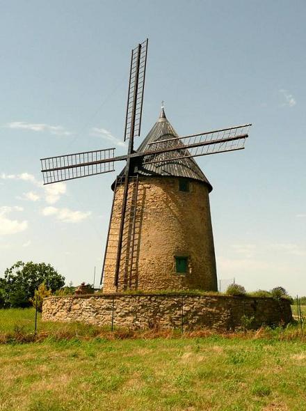Moulin du Coustou