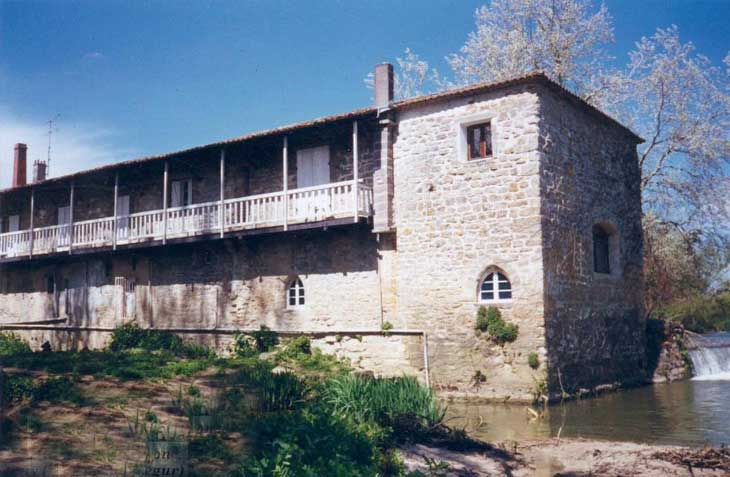 Moulin de Monpoisson