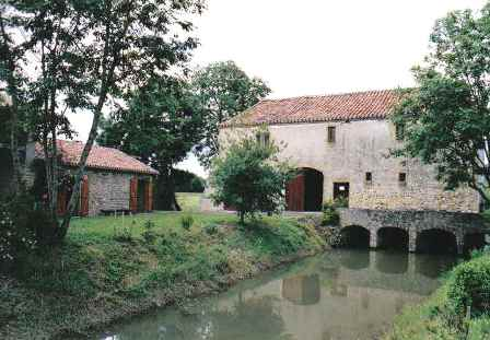 Moulin de Goux