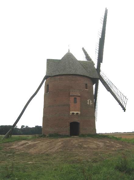 Moulin Frucourt