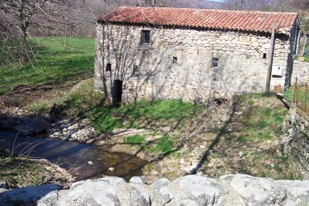 Moulin du Mazel