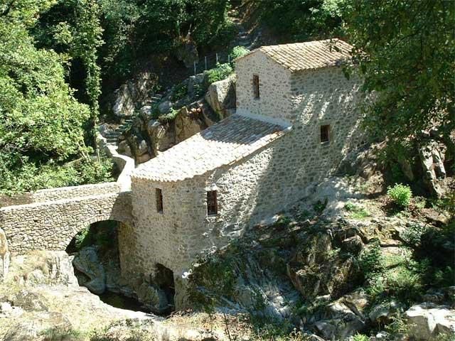 Moulin de la Mouleyrette