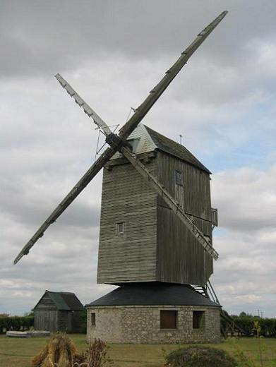 Moulin de la Garenne