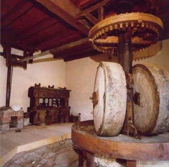 Moulin à huile