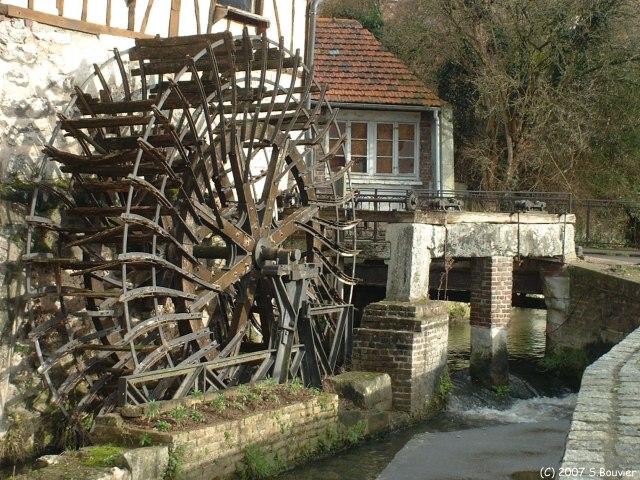Moulin de la Pannevert