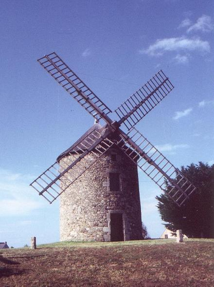 Moulin de Buglais