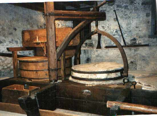 Moulin de l'Espine - photo DR