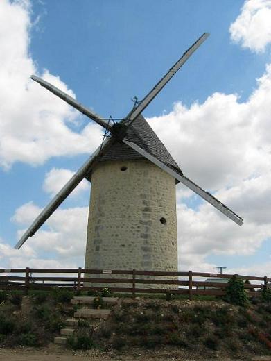 Moulin du Cluzelet