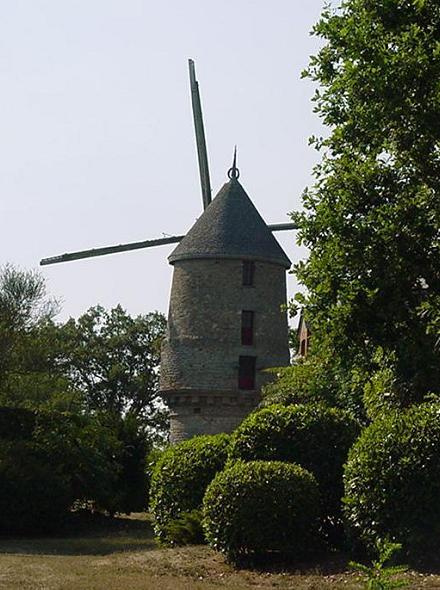 Moulin de la Paquelais
