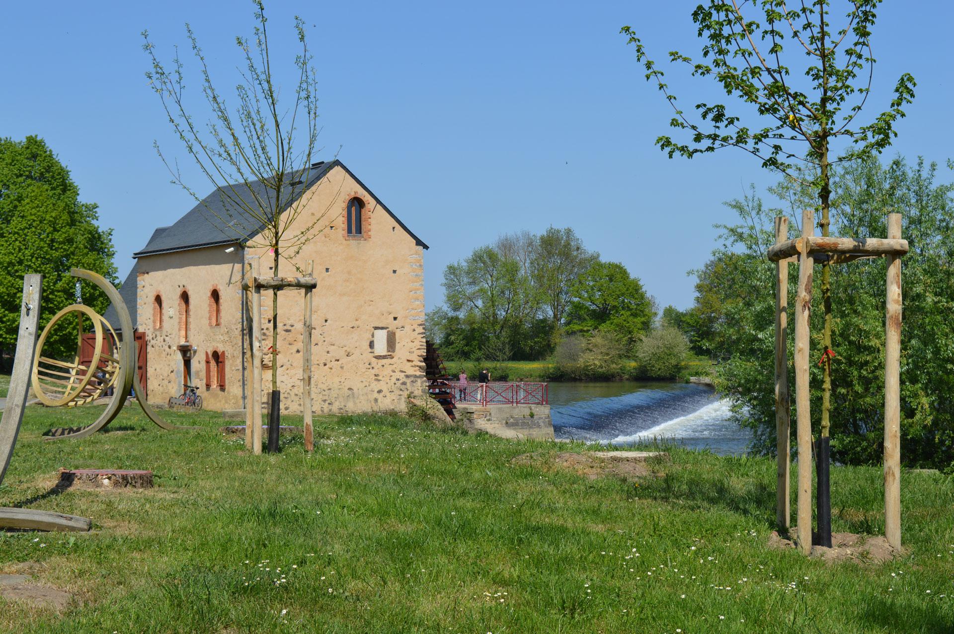 Moulin de Cyprien - Photo CDC-Val-de-Sarthe