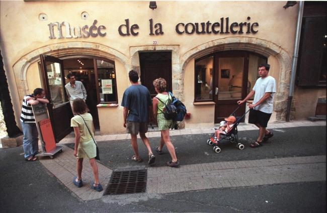 Musée de la Coutellerie . photo www.thiers-tourisme.fr