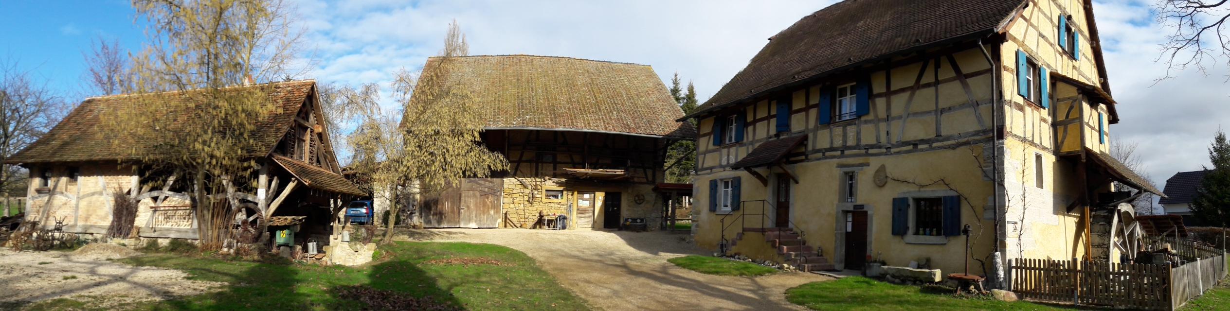 Moulin de Hundcbach - Photo http://www.moulin-hundsbach.com/
