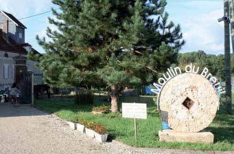 Moulin du Breuil. Photo Monique Yot