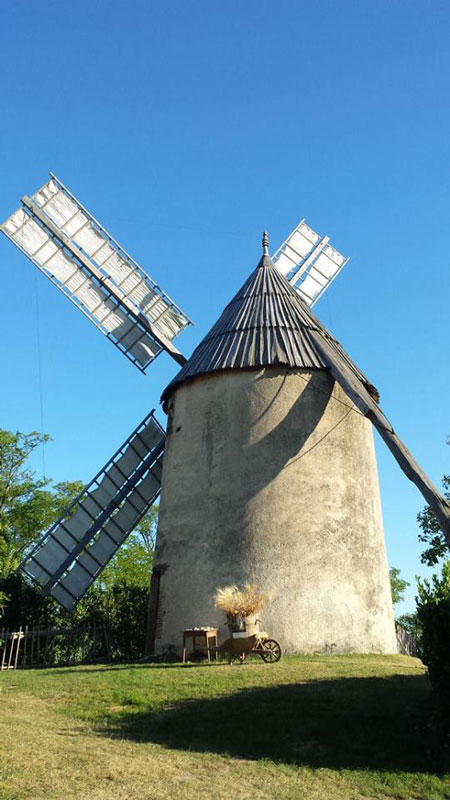 Moulin de Brignemont - Photo Moulin de Brignemont