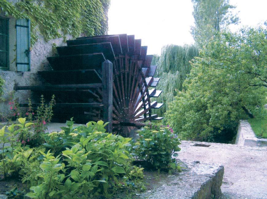 Moulin de Cocussotte - Photo D.Charpentier 2006