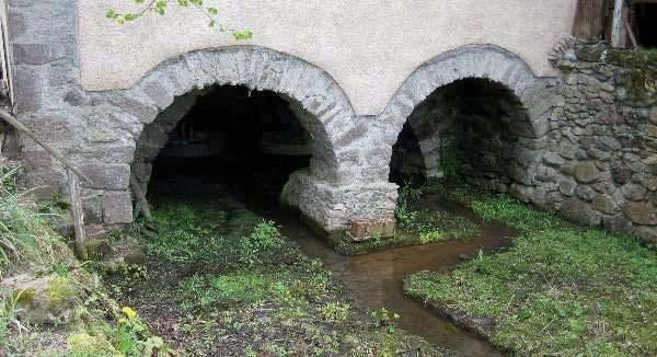 Moulin de Combelongue. 2012