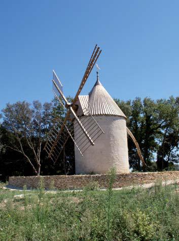 Moulin de Dions. Photo D. Charpentier