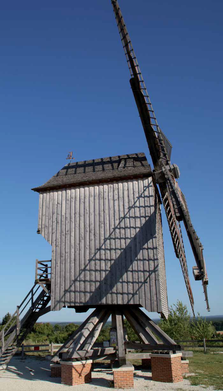 Moulin de Dosches- Photo E. Charpentier