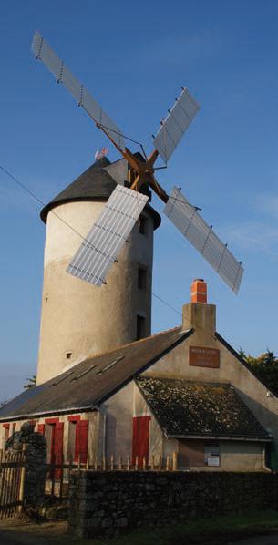 Moulin de la Fée - photo E. Charpentier