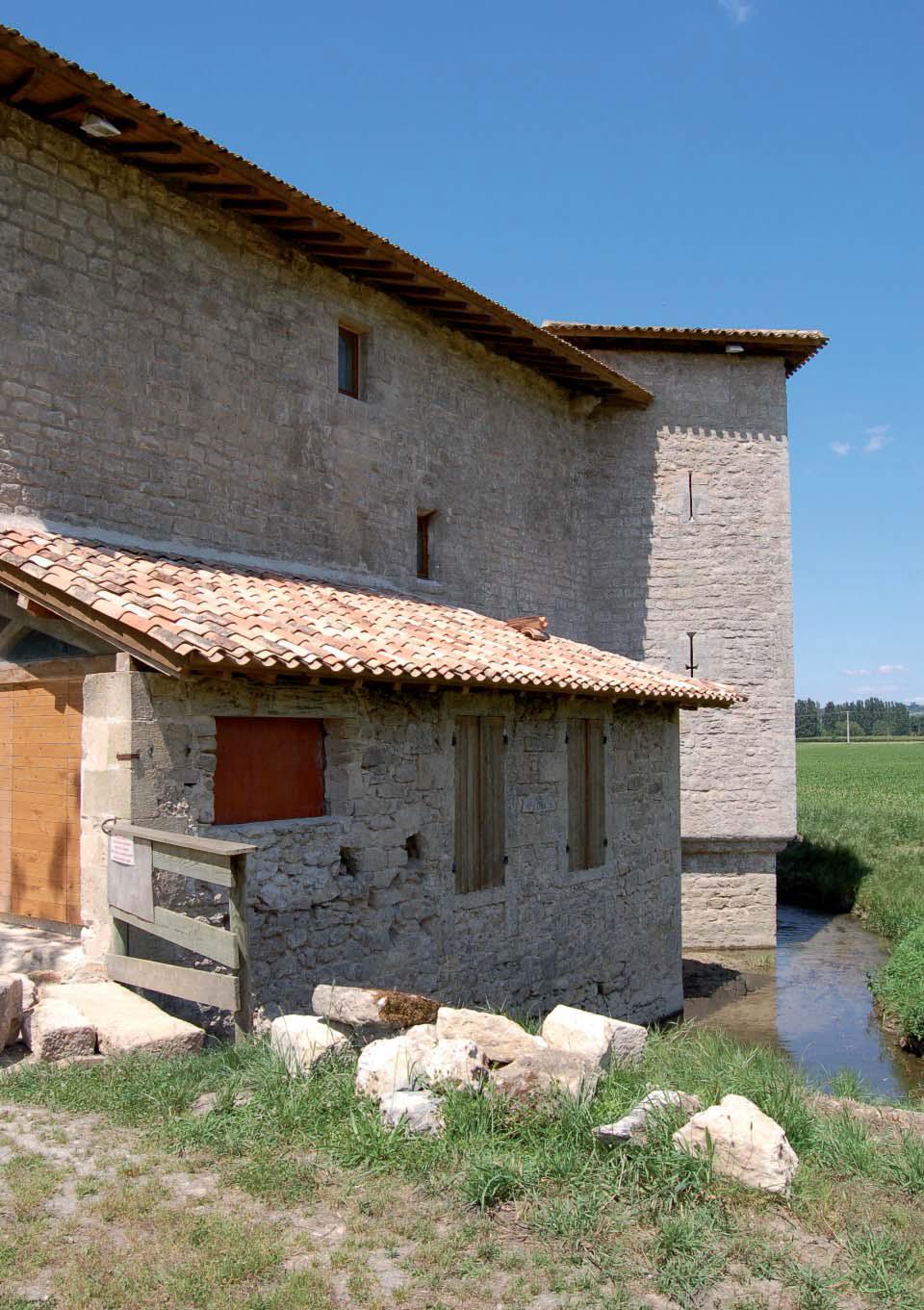 Moulin de Piis - Photo PUCCI