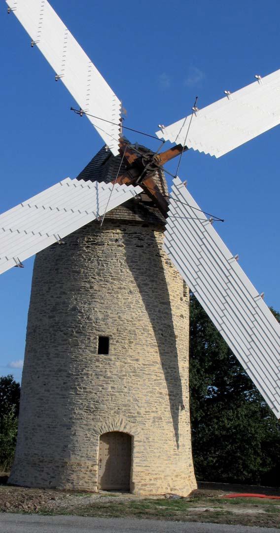 Moulin de la Garenne. Photo association moulin de la Garenne