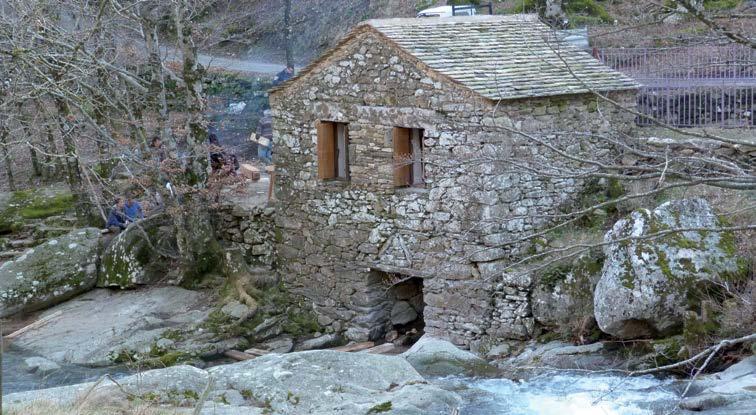 Moulin de la Fage (Hérault). Crédit photoAuxilium34, Moulins de l'Hérault